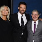 Les Miserables NY Premiere - Hugh Jackman, Deborra-Lee Furness, Cameron Mackintosh