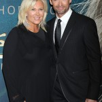 Les Miserables NY Premiere - Hugh Jackman and wife Deborra-Lee Furness