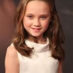 Les Miserables NY Premiere - Isabelle Allen