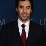 Les Miserables NY Premiere - Sacha Baron Cohen