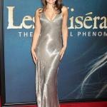 Les Miserables NY Premiere - Samantha Barks 2