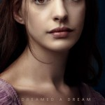 Les Miserables character poster - Anna Hathaway