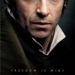 Les Miserables character poster - Hugh Jackman