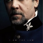 Les Miserables character poster - Russell Crowe