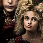 Les Miserables character poster - Sacha Baron Cohen and Helena Bonham Carter