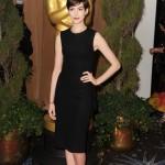 Les Miz Oscar luncheon Anne Hathaway 2