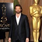 Les Miz Oscar luncheon Hugh Jackman