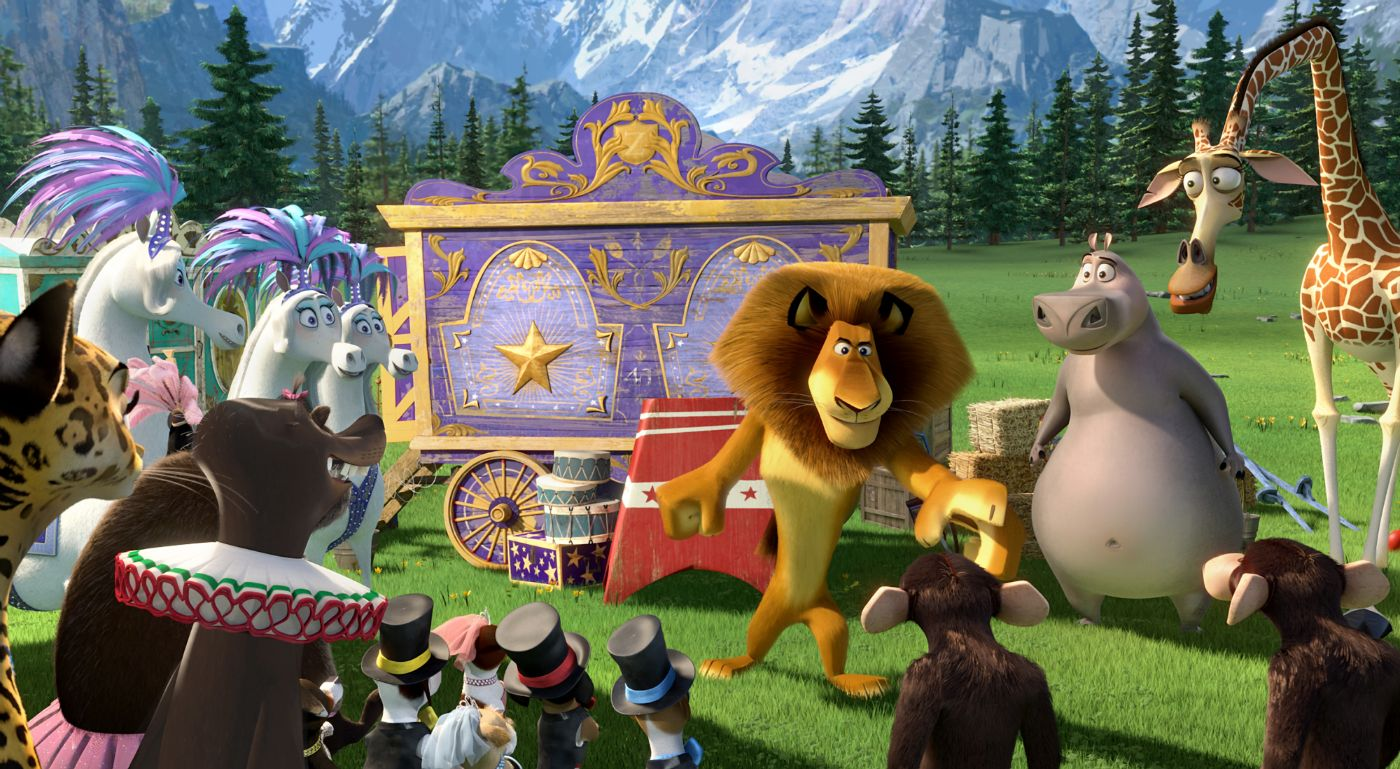 Madagascar 3 europe's most wanted 16