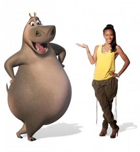 Madagascar 3 Europe's Most Wanted Jada Pinkett Smith 2