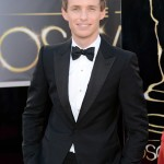 Oscars 2013 - Eddie Redmayne 2