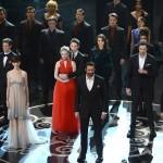 Oscars 2013 - Lez Miz cast