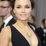Oscars 2013 - Samantha Barks