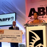 ABFF 2012 Best Actor winner Malinda Williams