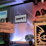 ABFF 2012 Best Screenplay winner Matthew A. Cherry
