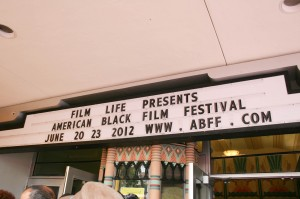 ABFF 2012 Colony Theater