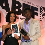 ABFF 2012 Star Project winners Sherial McKinney and Robert Hunter