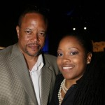 Aspire producer Ralph Scott and Rhonda Ridley of Affinity Public Relations