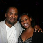 Director Malcolm D. Lee and Donna Torrence,  Founder and President of Mediasavvy Pr, Inc