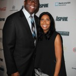 Earvin Magic Johnson and Cookie Johnson