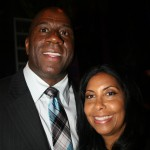 Earvin Magic Johnson and Cookie Johnson 2