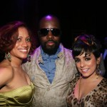 Erika Munro Kennerly, Wyclef Jean, friend