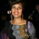 Essence Magazine Entertainment Editor Cori Murray