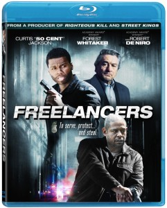 Freelancers 3D Blu-Ray Box Art