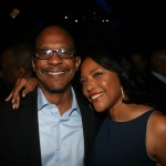 George Alexander of Galex Media Group and Lynn Whitfield