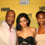 Jeff Friday, ABFF 2012 Star Project winner Sherial McKinney, Nicole Friday