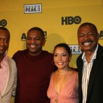 Jeff Friday, Mekhi Phifer, Lucinda Martinez, Robert Townsend