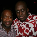 Jeff Friday and Bill Duke