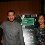 Jesse Williams and CNN producers