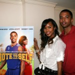 LeToya Luckett and Christian Keyes