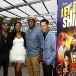 Let It Shine - BRANDON MYCHAL SMITH, COCO JONES, DAVID BANNER (SONGWRITER), TYLER JAMES WILLIAMS