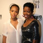 Lisa Sorensen and Malinda Williams