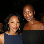 Lynn Whitfield and Sidra Smith
