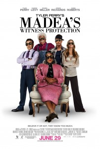 Madea Witness Protection poster 2a
