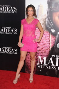 Madea's Witness Protection premiere - Danielle Campbell