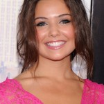 Madea's Witness Protection premiere - Danielle Campbell 2