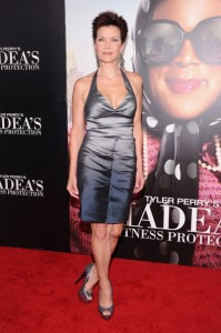 Madea's Witness Protection premiere - Eaddy Mays