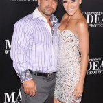 Madea's Witness Protection premiere - Joe Gorga and Melissa Gorga