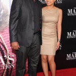Madea's Witness Protection premiere - Master P and Cymphonique Miller