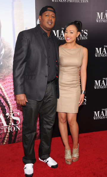 Madea's Witness Protection premiere - Master P and ...