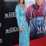 Madea's Witness Protection premiere - TV Personality Laura Govan