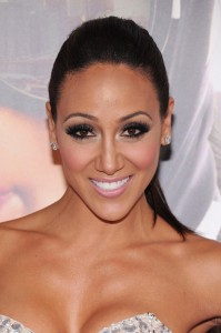 Madea's Witness Protection premiere - TV Personality Melissa Gorga