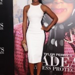 Madea's Witness Protection premiere - Tika Sumpter 2