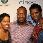 Malinda Williams, Jeff Friday, Vanessa Williams