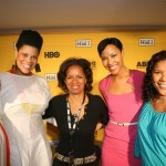 Malinda Williams, Twinkie Byrd, Elizabeth Hunter, Tracey Heggins, Angi Bones