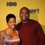 Malinda Williams and Mekhi Phifer