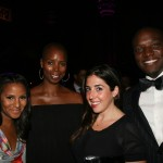 Marvet Britto, Sidra Smith, Melissa Rosenfield, Kwame Jackson